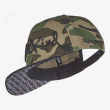 Nebelkind Camouflage Rotated Snapback in camouflage