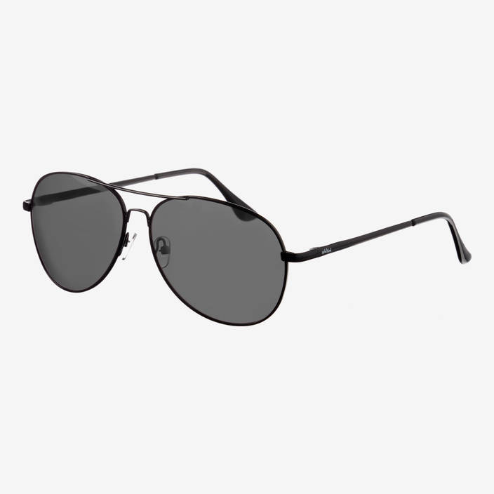 Nebelkind Pilotastic Black Sunglasses in black