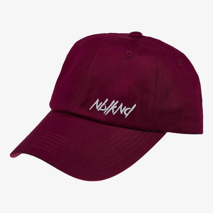 Nebelkind Dad Snapback bordeaux in bordeaux