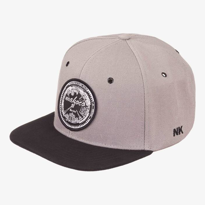 Nebelkind MaHoCo Berlin Snapback in gray