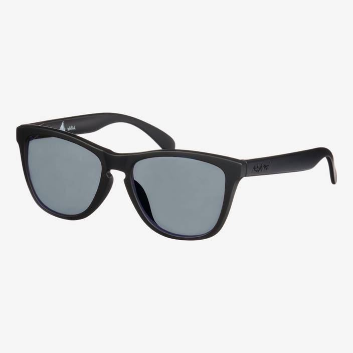 Nebelkind Suntastic Black (Grey Lenses) Sunglasses in black