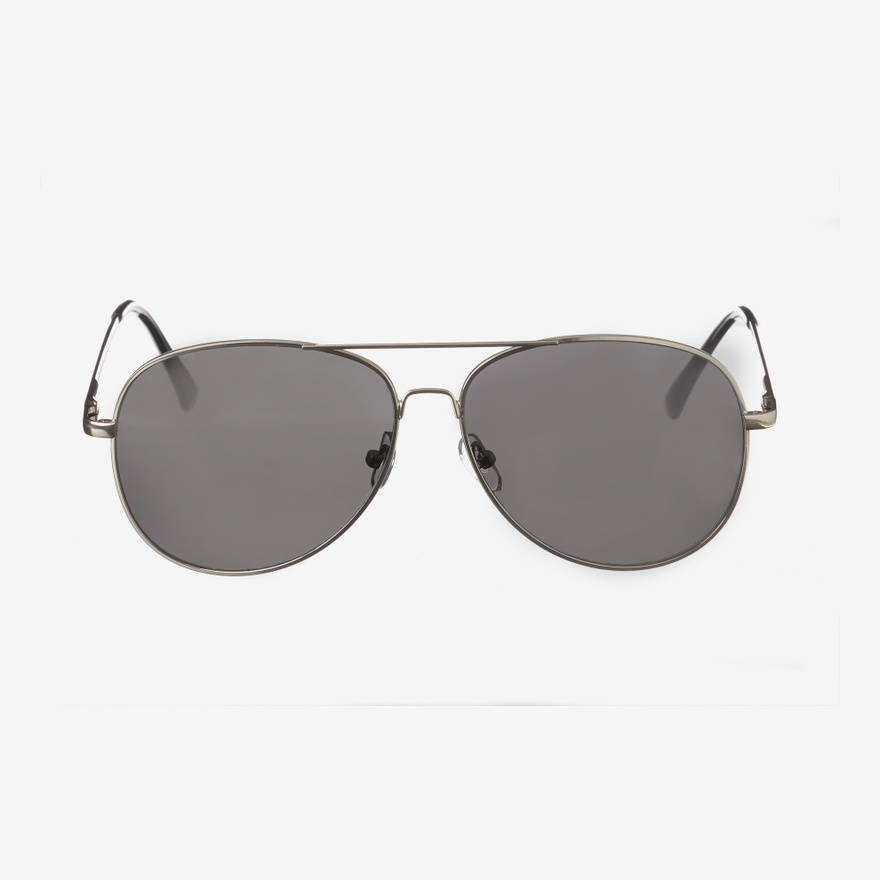 Nebelkind Pilotastic Silver Sunglasses in silver