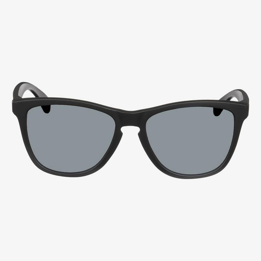 Nebelkind Suntastic Black (Grey Lenses) Sunglasses in black
