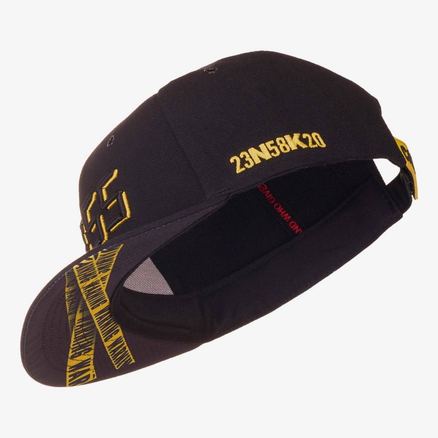 Nebelkind Doomsday Snapback in black
