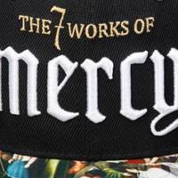 Nebelkind Mercy Snapback in black