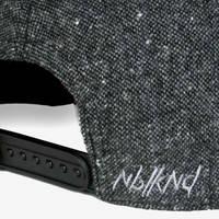 Nebelkind Provocateur Snapback in graumeliert