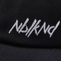 Nebelkind Dad Snapback Black in schwarz