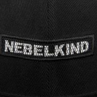 Nebelkind Back in Black Snapback in black