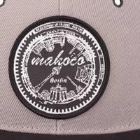Nebelkind MaHoCo Berlin Snapback in gray