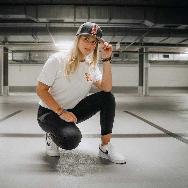 """Nebelkind Shirt """"Matchbox Ciclista"""" Frauen in weiß"""