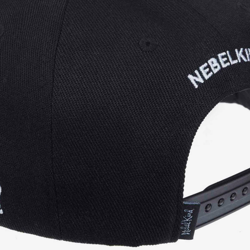 Nebelkind Rec. Snapback in black