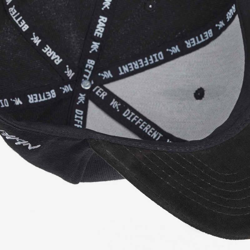 Nebelkind Classy Snapback in black