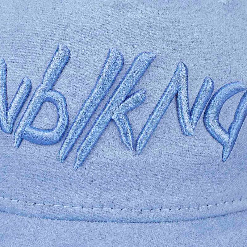 Nebelkind Heaven Snapback in light blue